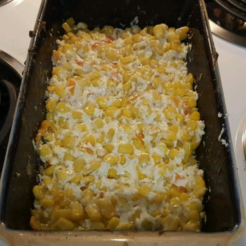 Spicy Corn Casserole Lisa Todd