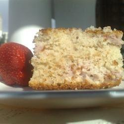 Easy Strawberry Yogurt Cake_image