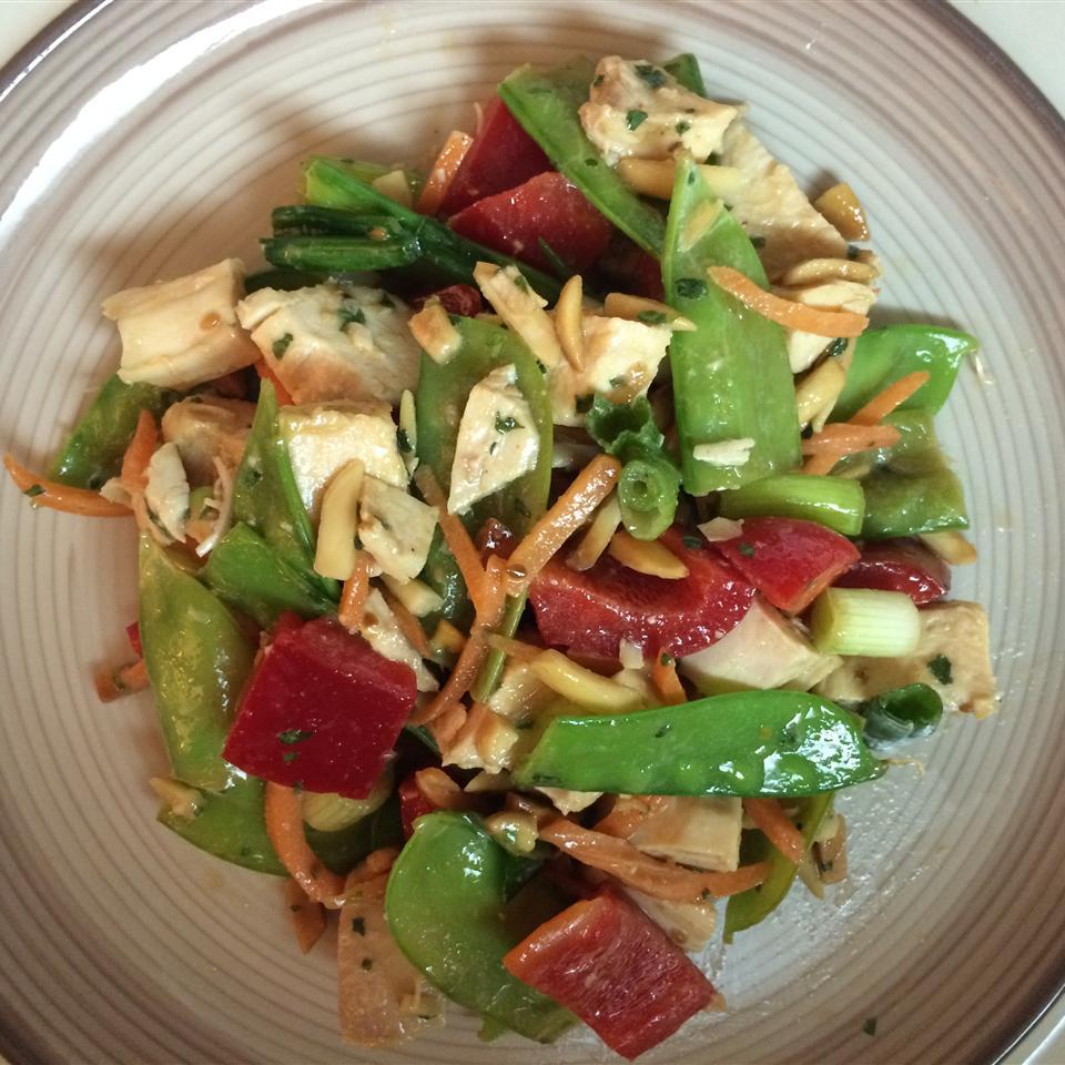 Almond Chicken Salad BobsYourUncle