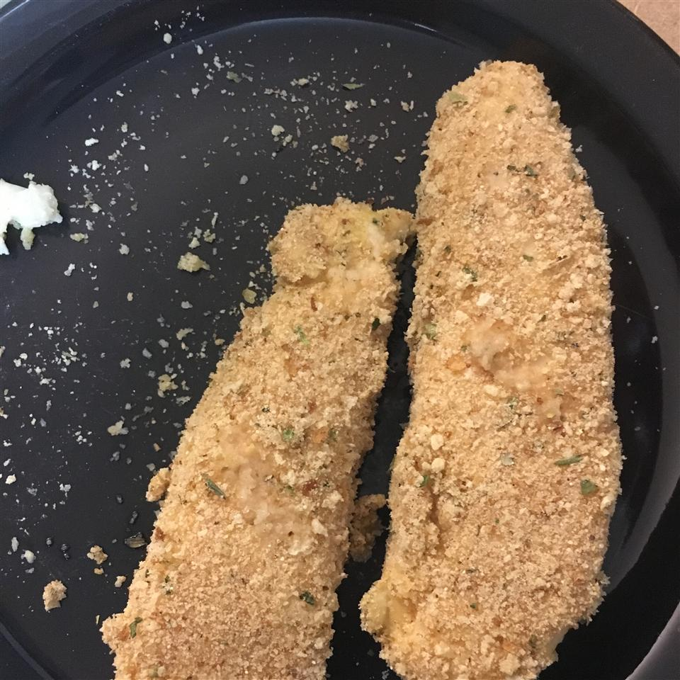 Super Easy Chicken Fingers