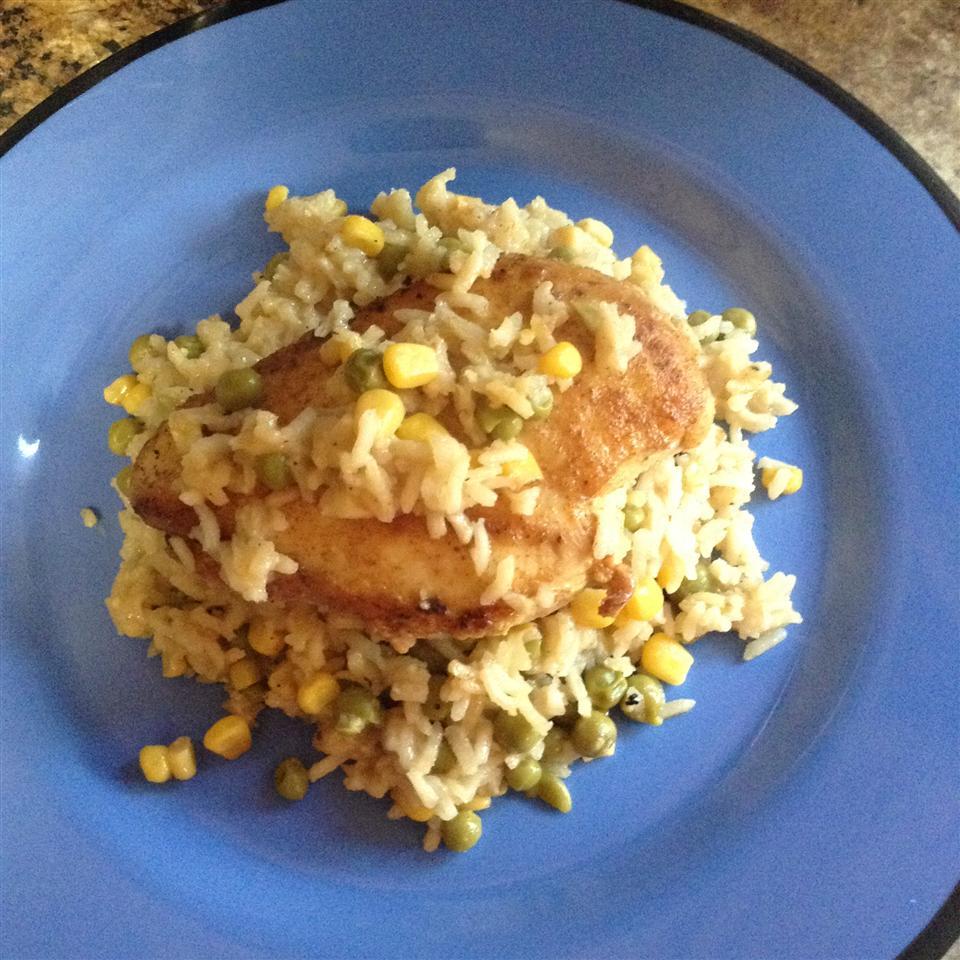 Skillet Garlic Chicken Dinner Maria Bella
