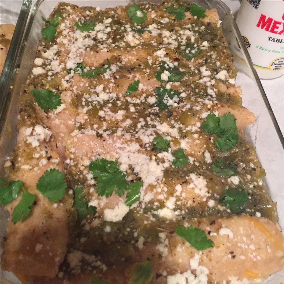 Enchiladas Verdes Niccilloyd