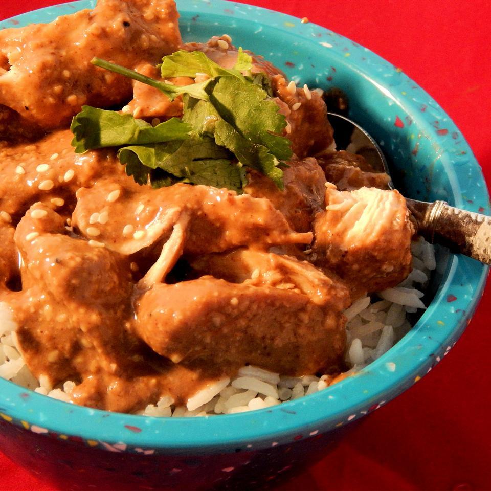 Chicken in Mole Sauce deondra