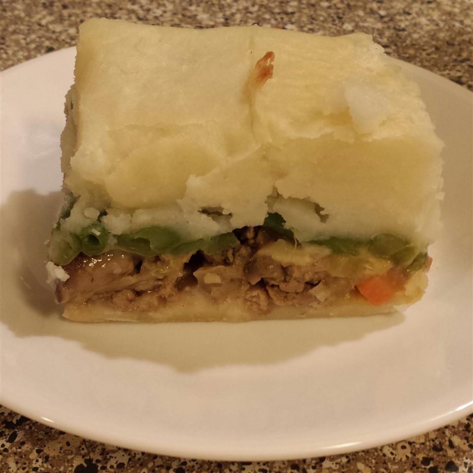 Becca's Custom Turkey Shepherd's Pie Surlysob
