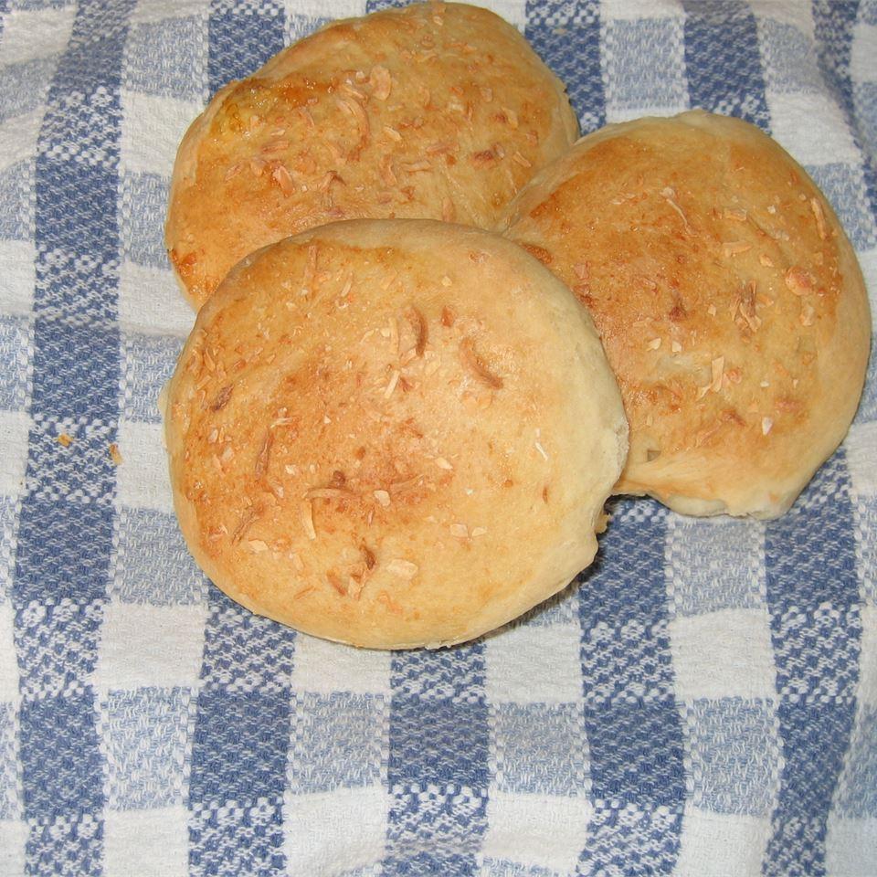 Soft Onion Sandwich Rolls Carley