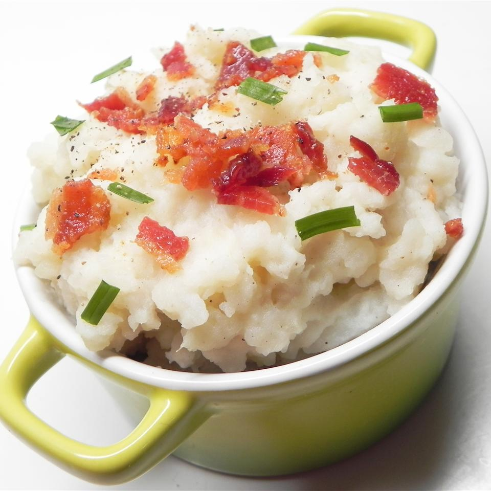 Garlic Buttermilk Mashed Potatoes Soup Loving Nicole
