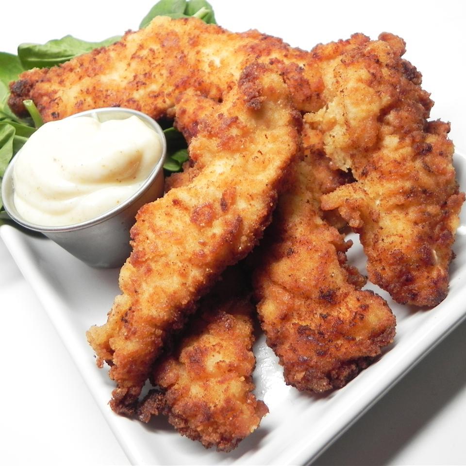 Fried Curry Chicken OBERPRILLER