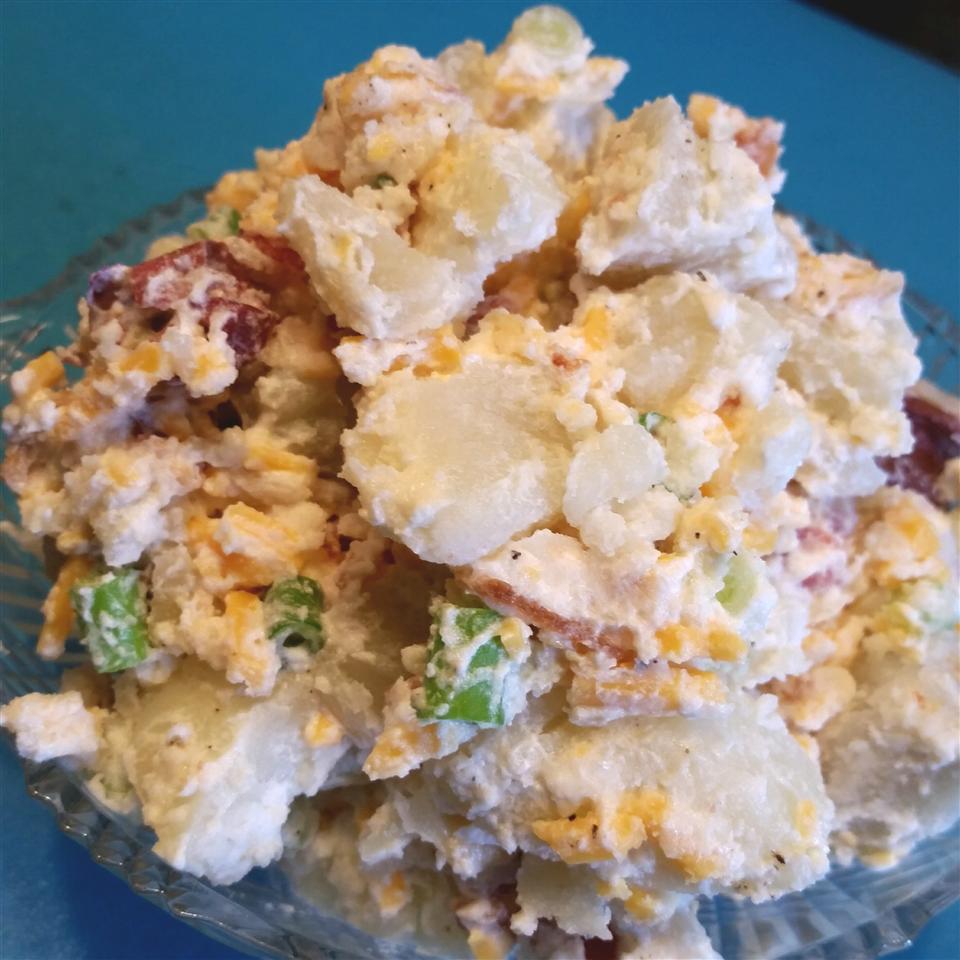 LittlePeeps' Truly Baked Potato Salad