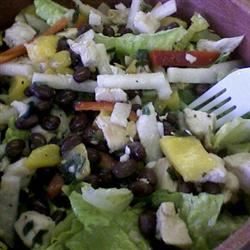 Caribbean-Style Chicken Salad Avigayil