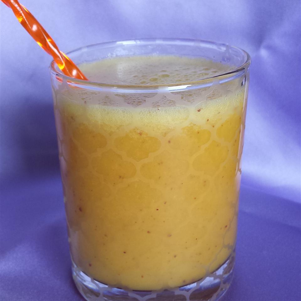 Orange Juice Goji Berries Smoothie Recipe Allrecipes