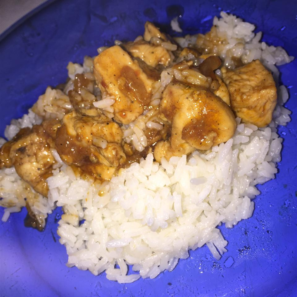 Quick and Easy Chicken isabel torres