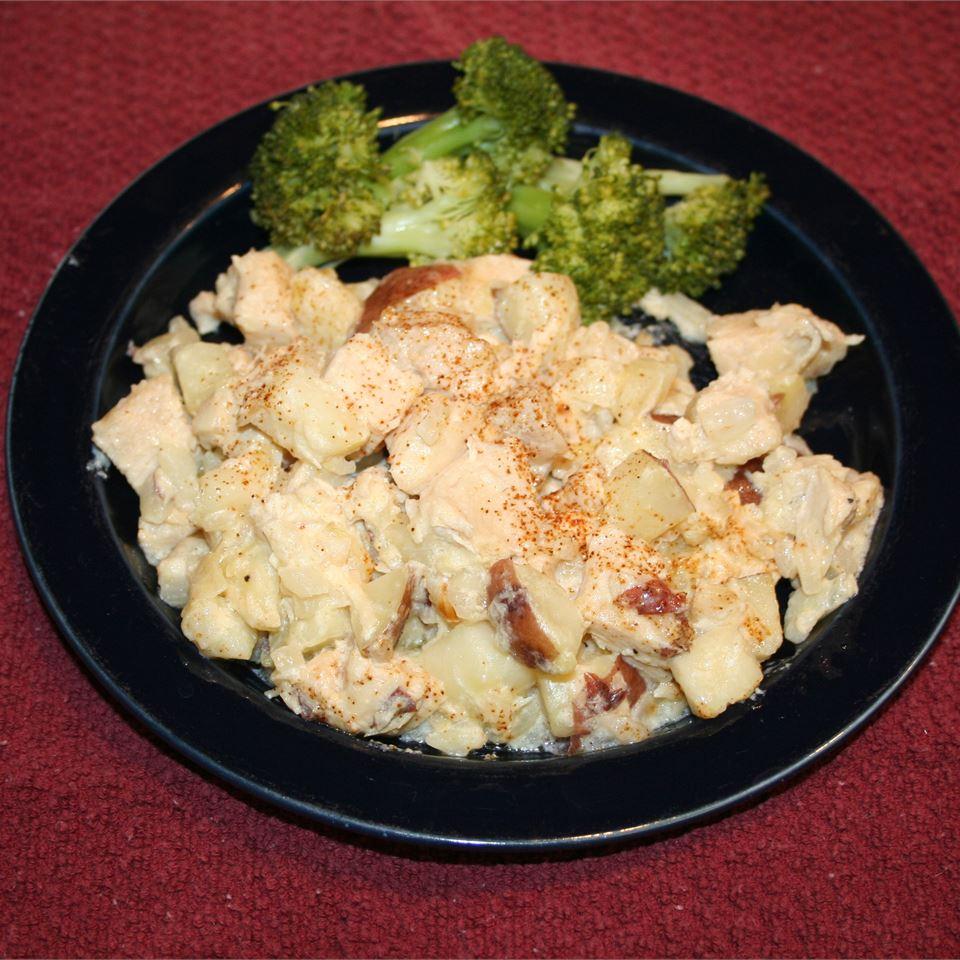Paprika Chicken and Potatoes amanda1432
