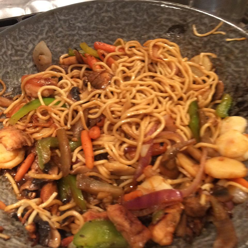 Asian Chicken Pasta Salad Recipe