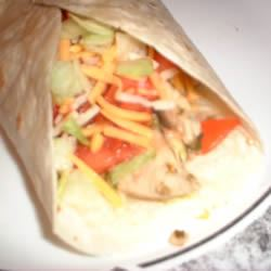 Lime Chicken Soft Tacos Suemck