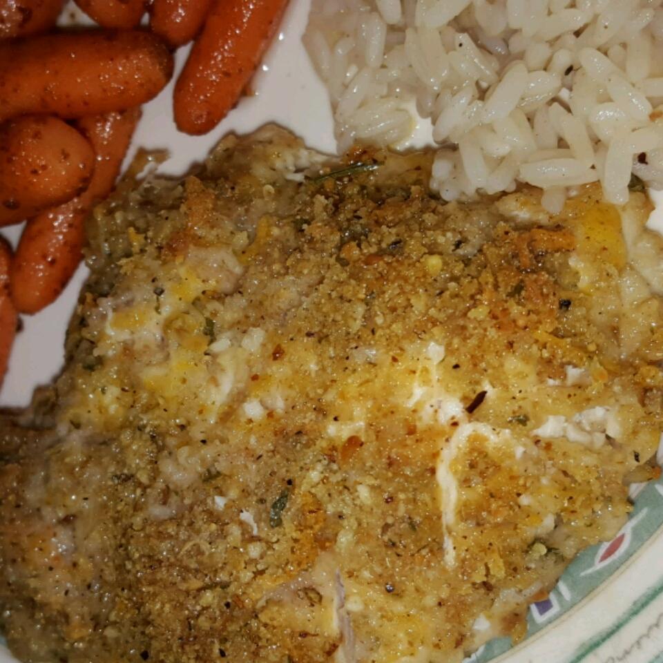 Garlic Cheddar Chicken
