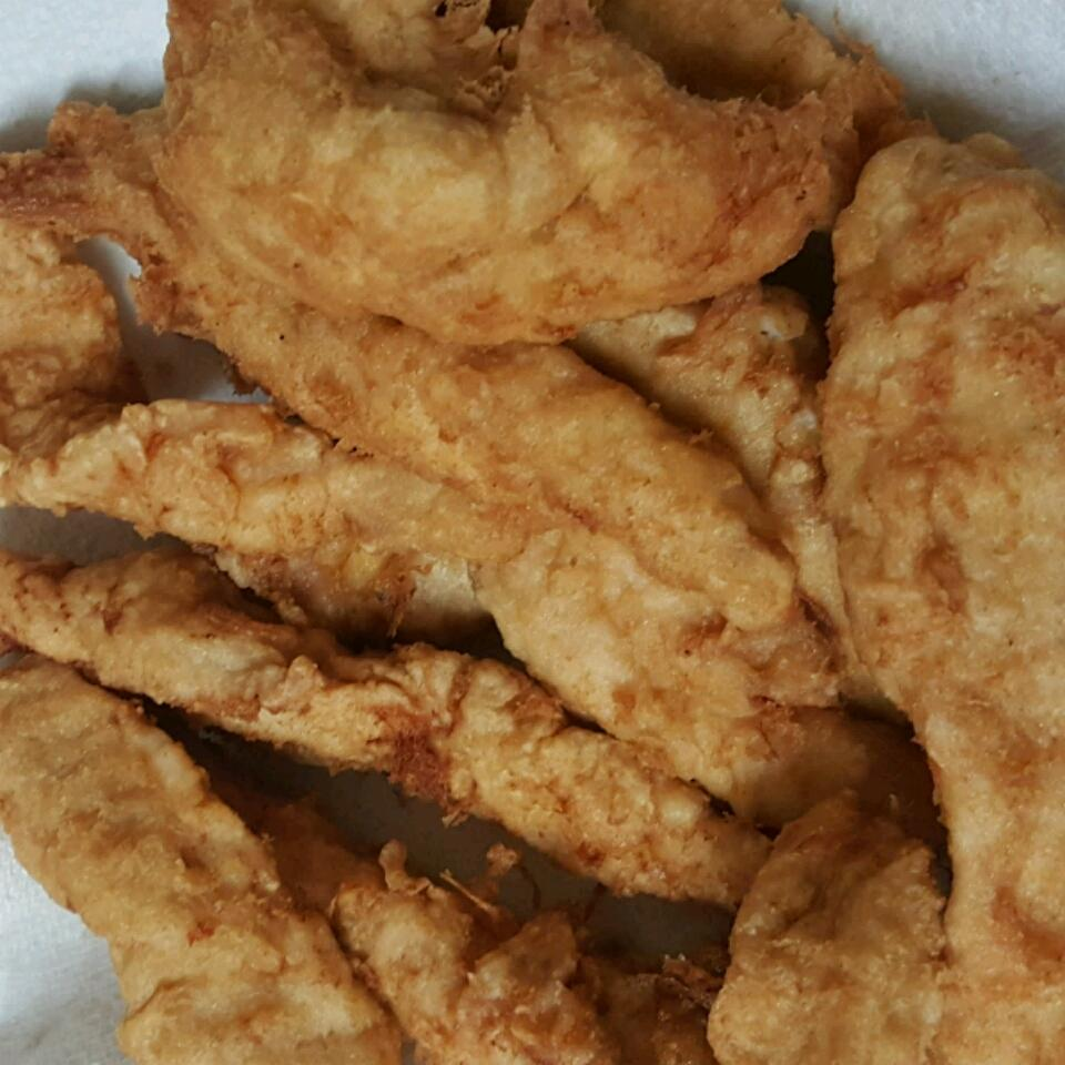 Beer Battered Chicken Deborah E Groomes