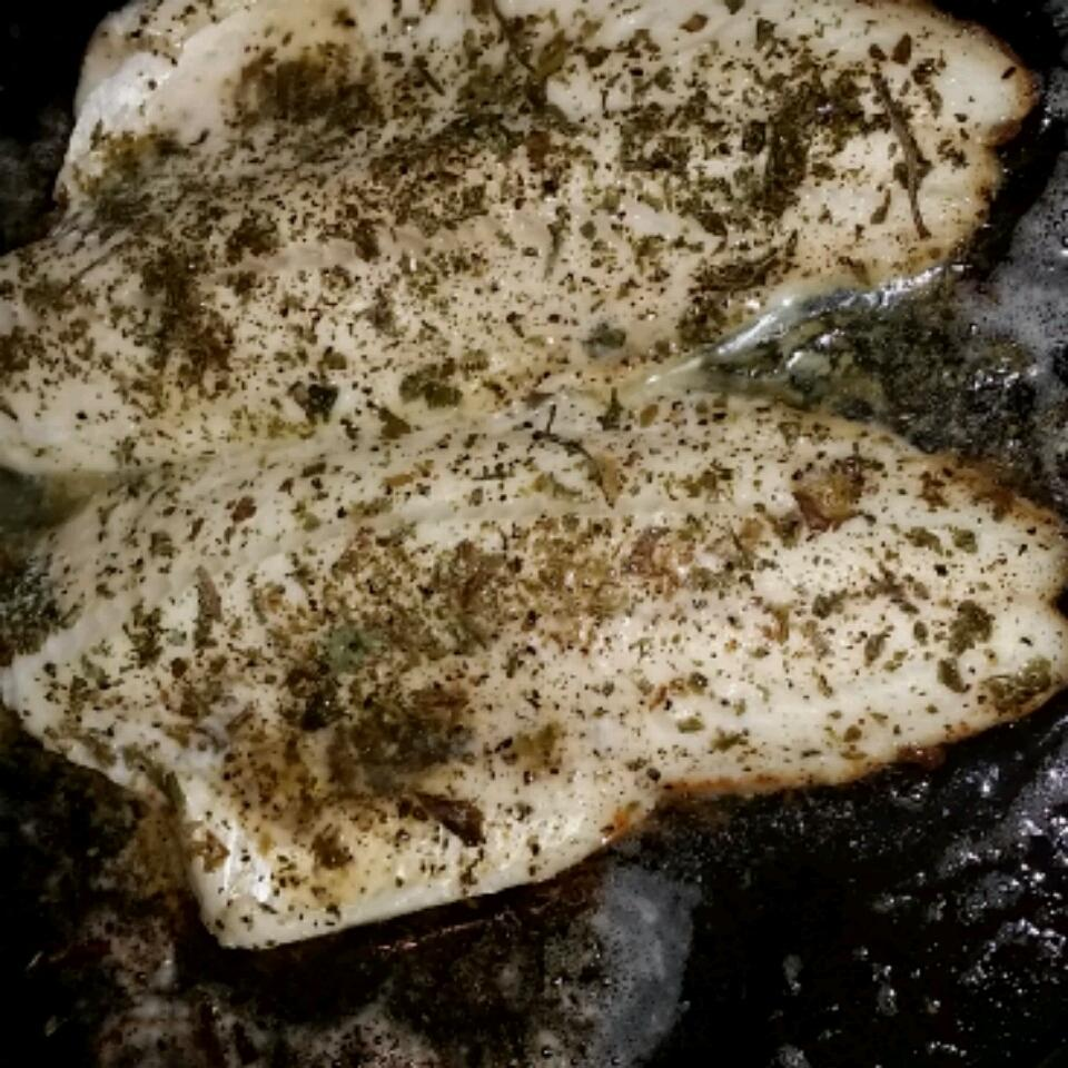 Flash Baked Walleye Fillets dr know