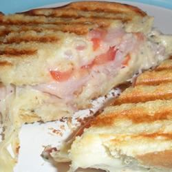 Tangy Turkey and Swiss Sandwiches