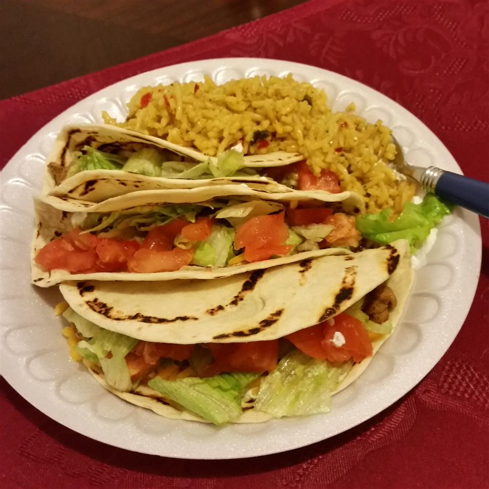 Chicken Tacos caliboo