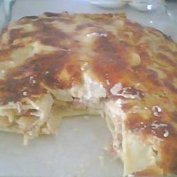 Cajun Chicken Lasagna Mary