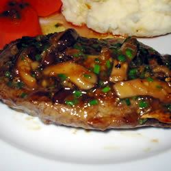 Beef Tenderloin with Ginger-Shiitake Brown Butter Hot Chilli