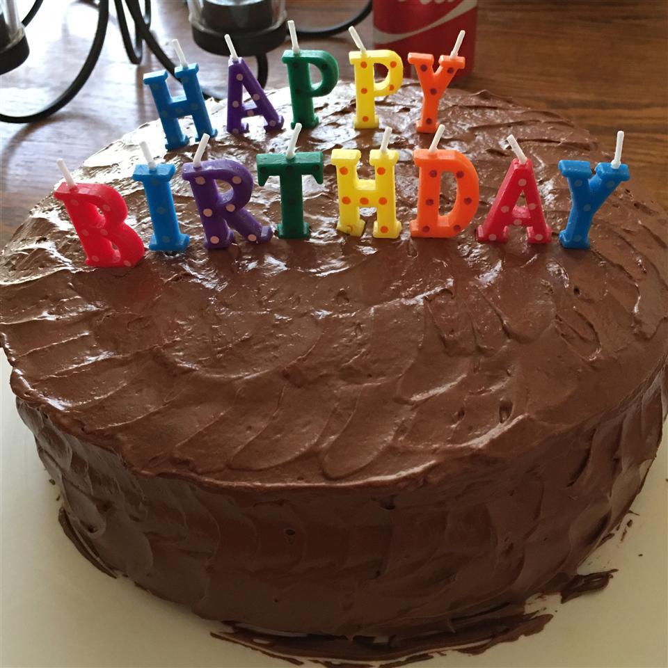Best Moist Chocolate Cake_image