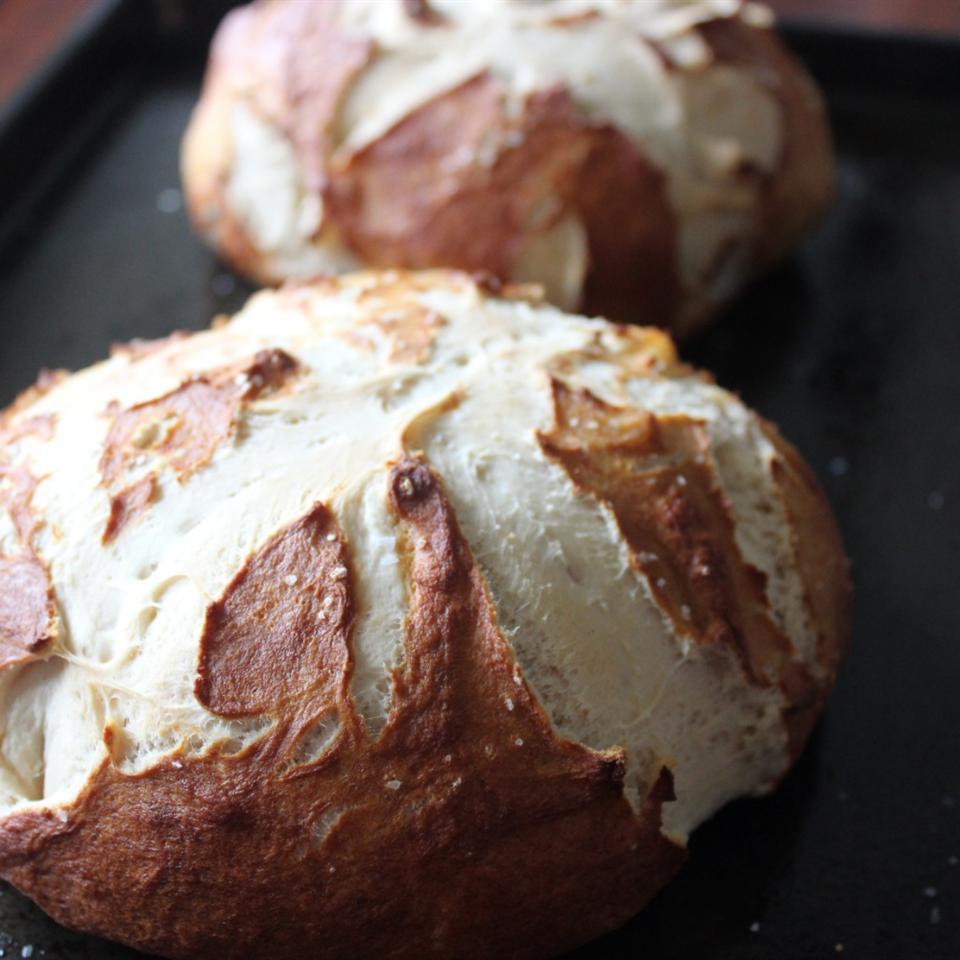 DSF's Pretzel Bread mommyluvs2cook