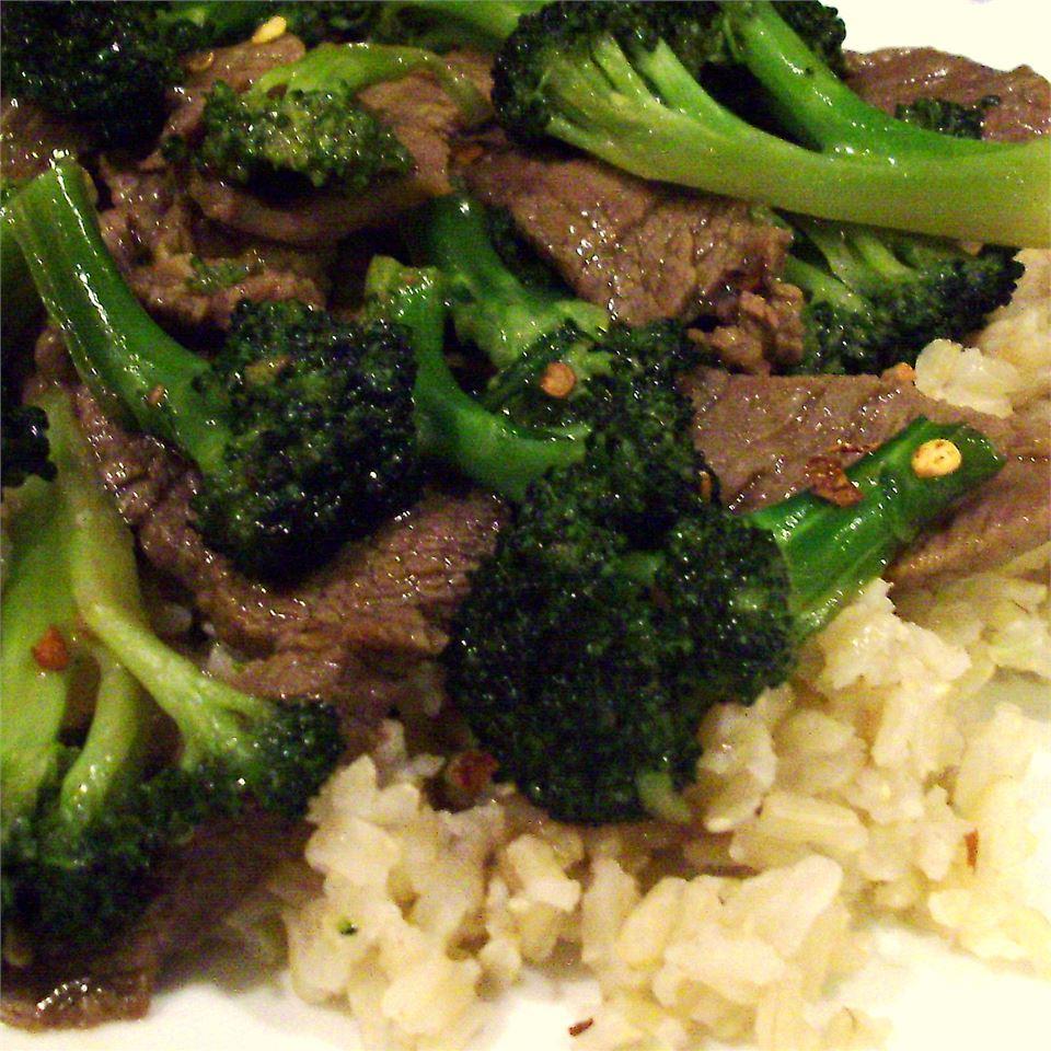 Restaurant Style Beef and Broccoli Pam Ziegler Lutz