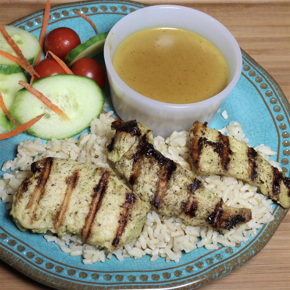 Easy Chicken Satay Paula