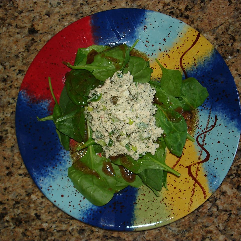 Quick Salmon Salad