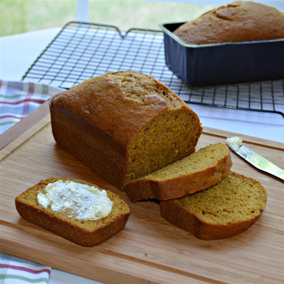 Starbucks(R) Pumpkin Bread