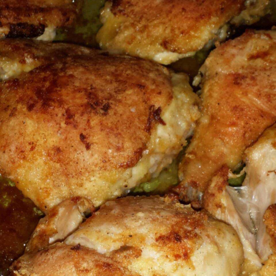 Oven-Baked Chicken Leann