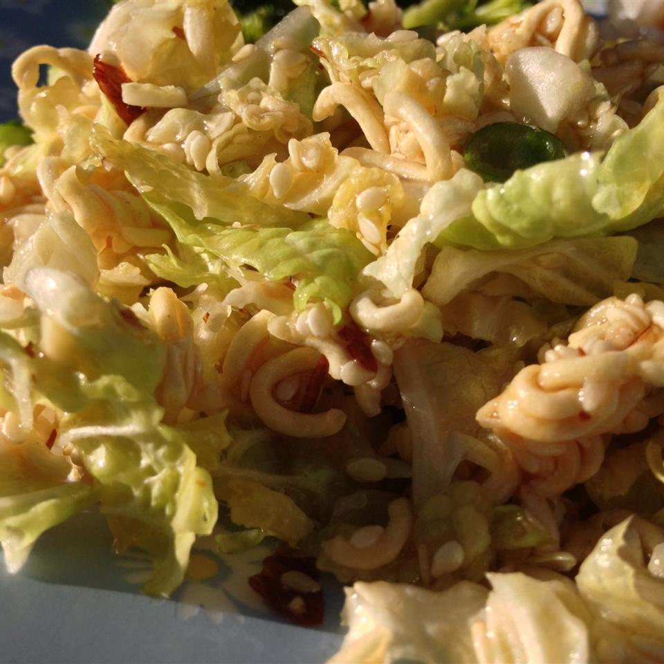 """Million Dollar"" Chinese Cabbage Salad"