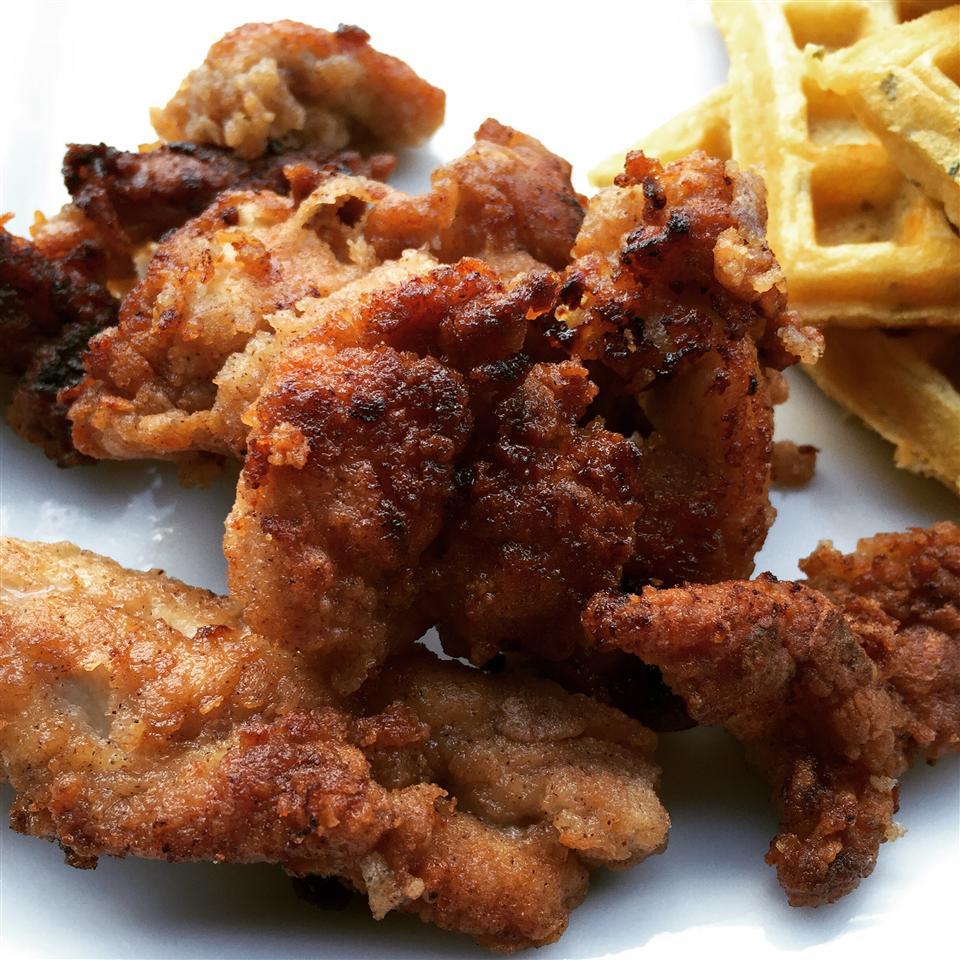 Cinnamon Chicken Nuggets image