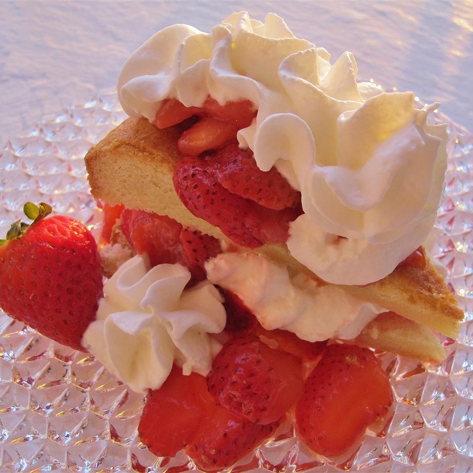 Old-Fashioned Shortcake image