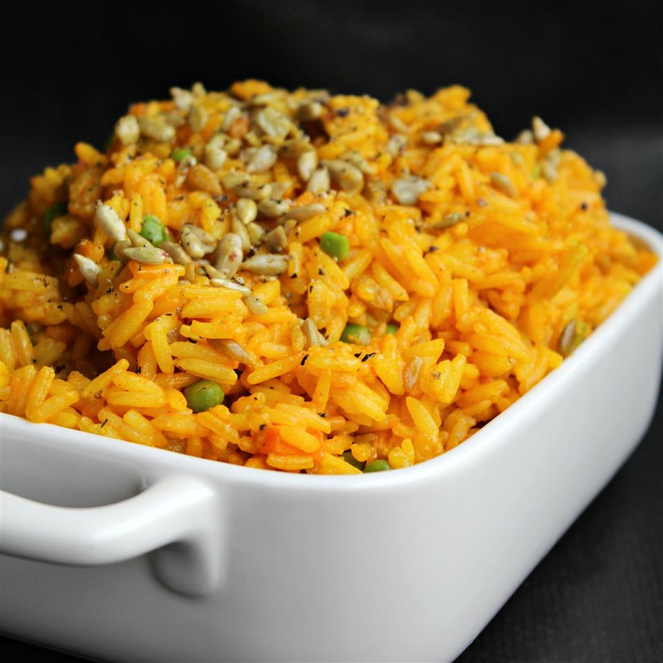 Tammy's Turmeric Rice