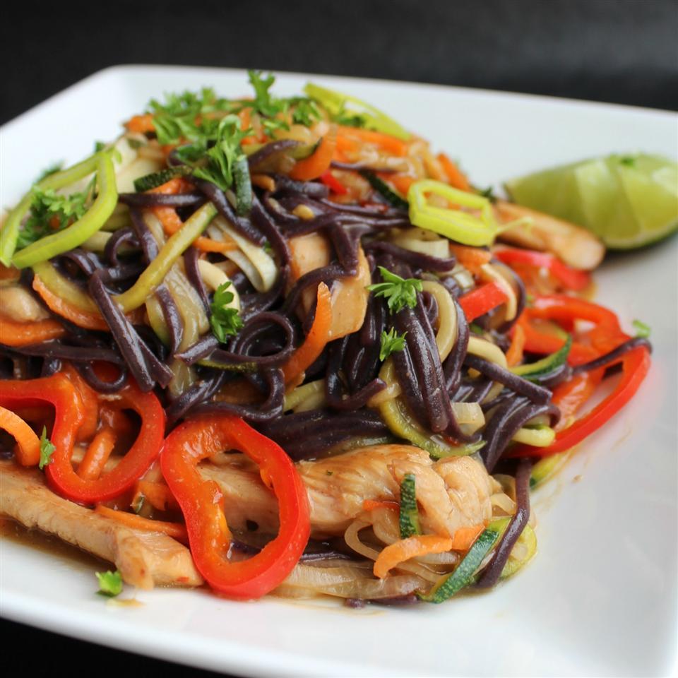 Gluten-Free, Super-Easy Chicken Pad Thai Only Gluten Free Recipes