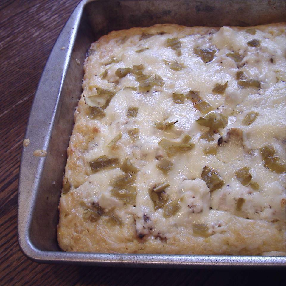 Chicken Suiza Cornbread Bake Lauryl