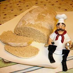 Microwave English Muffin Bread