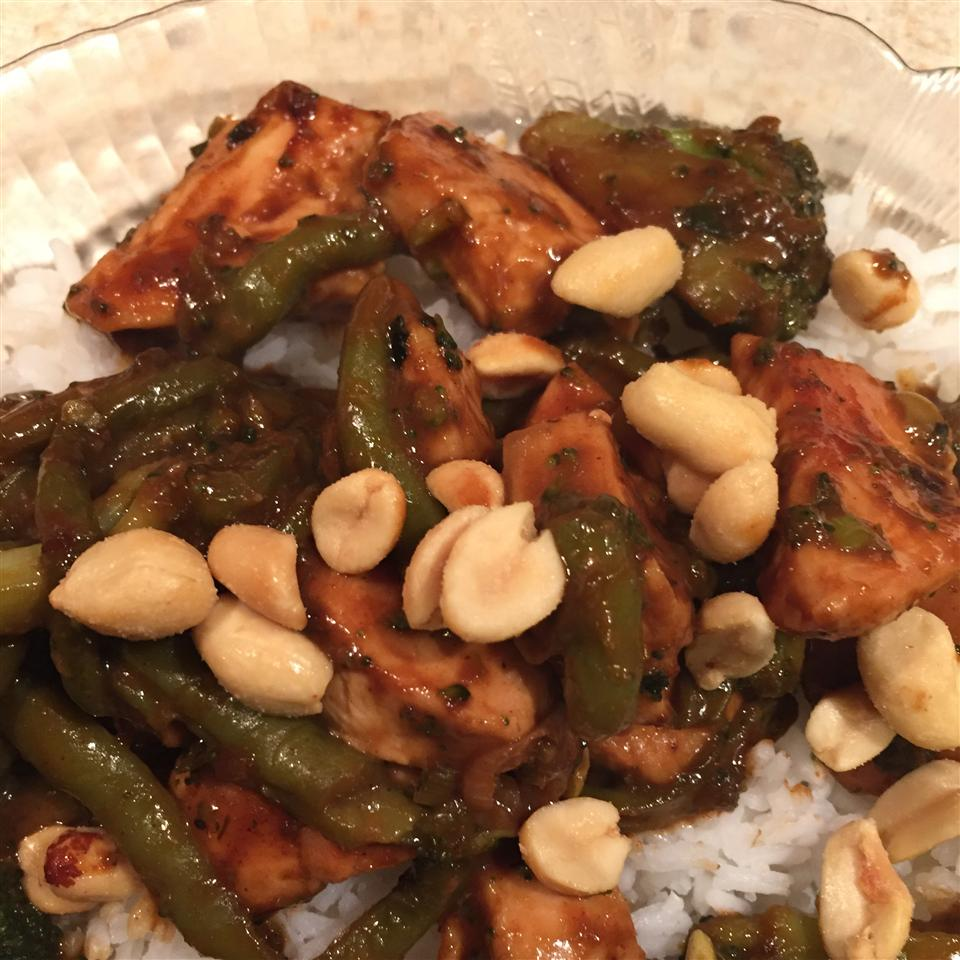 Wild Rice and Asparagus Chicken Breasts Crystal