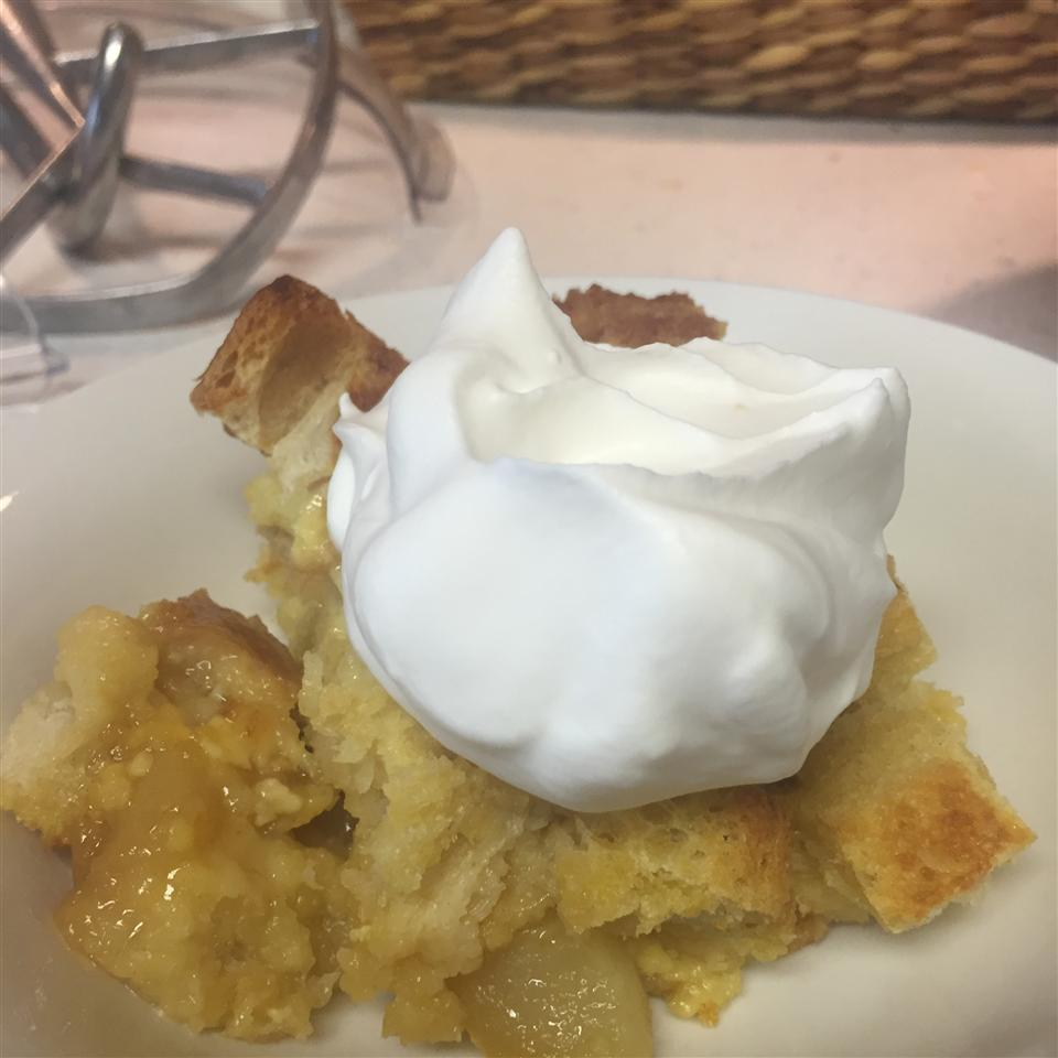 Pear and Almond French Toast Casserole