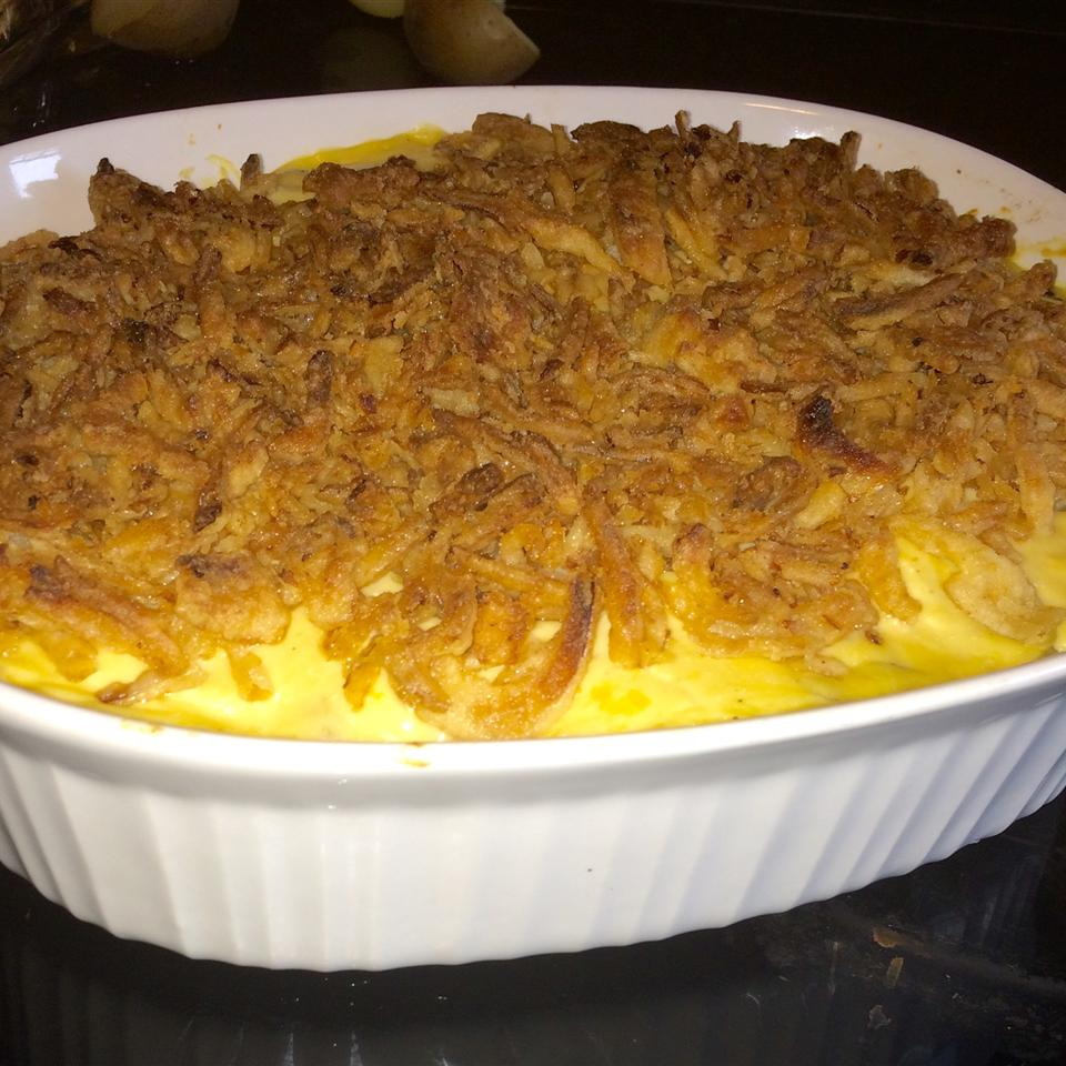 Quick and Easy Potato Casserole