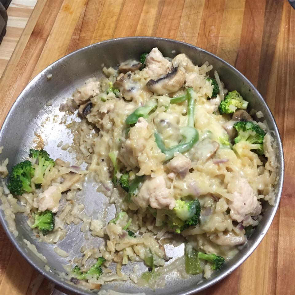 Chicken Hash Tammy Brown