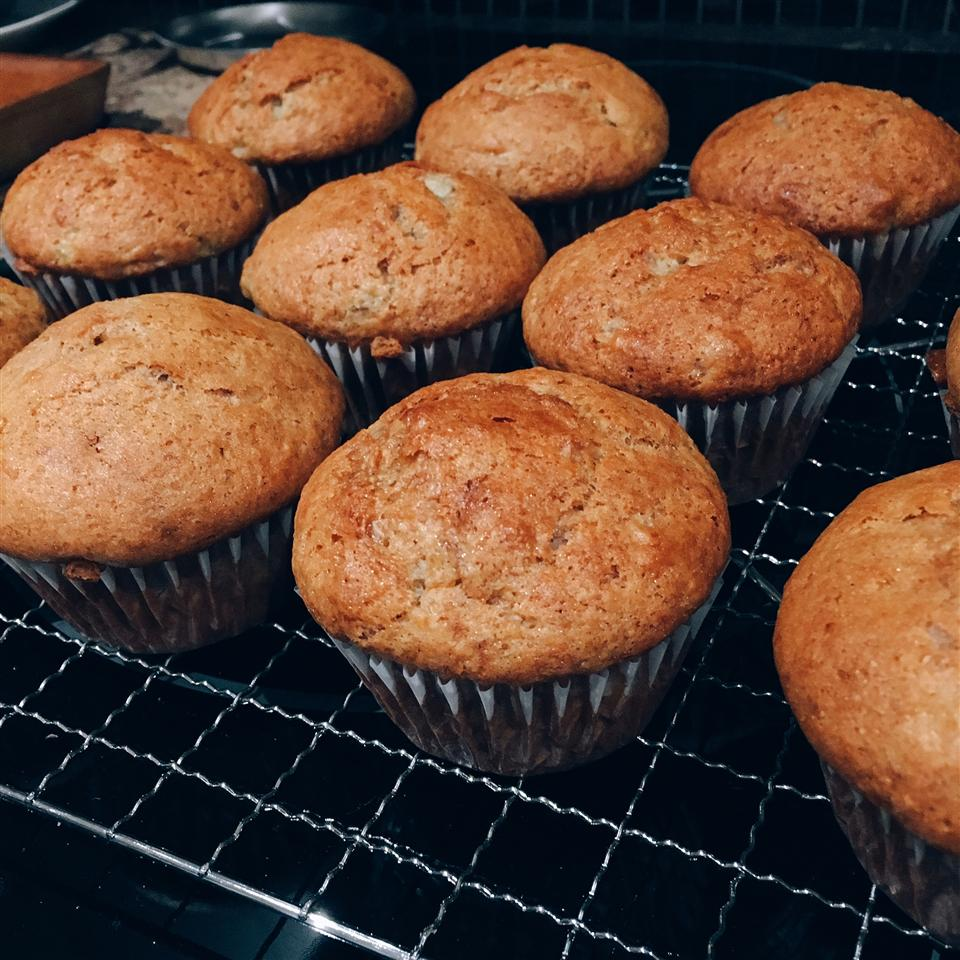 Moist Banana Muffins Recipe Allrecipes