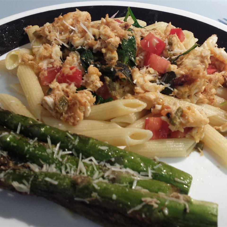Jalapeno Garlic Tilapia Pasta