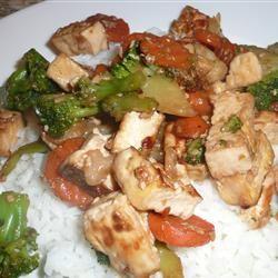 Wicked Garlic Tofu Saute Chicago Lynn