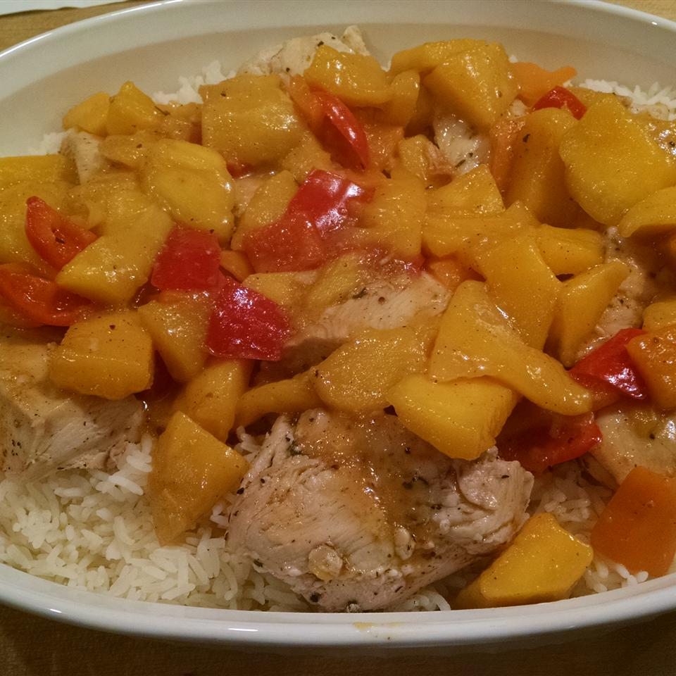 Orange Mango Chicken John