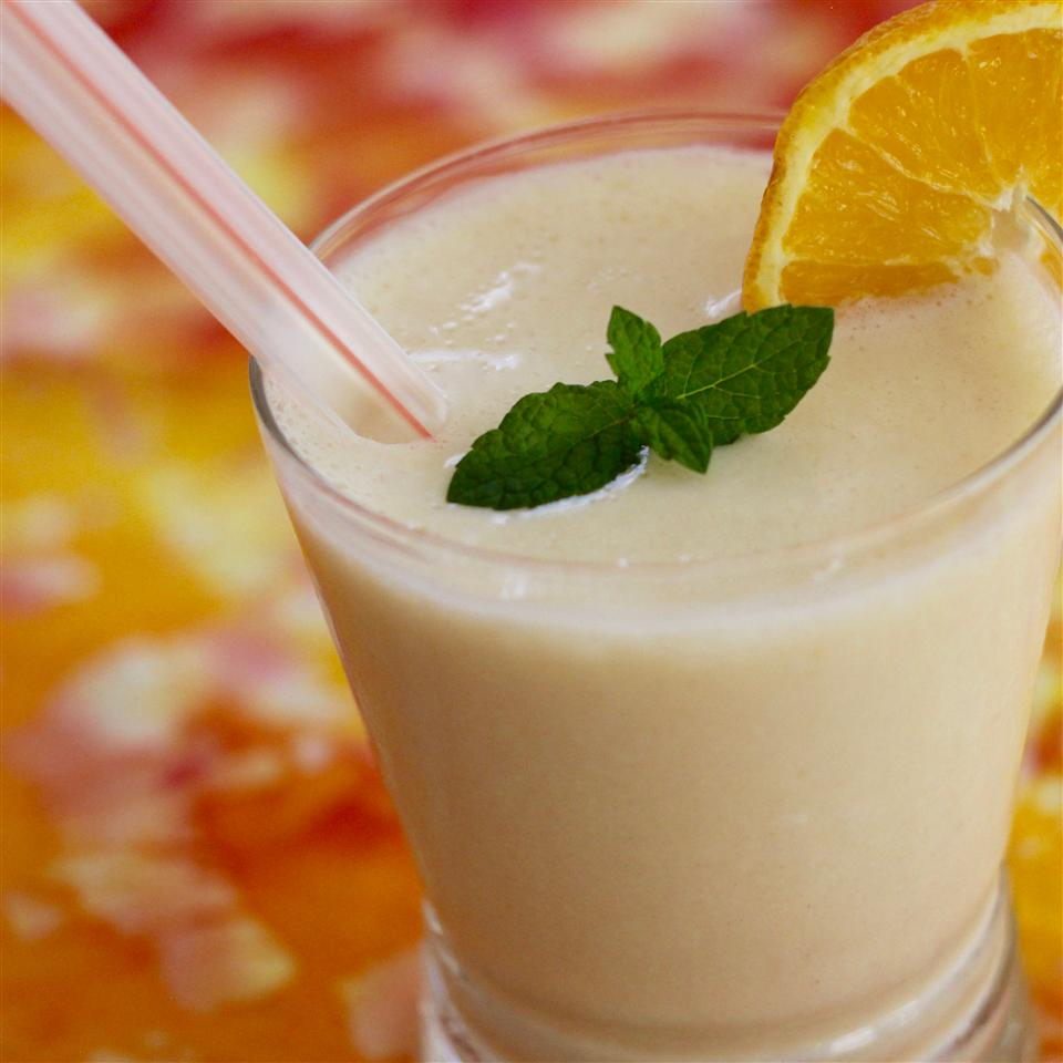 Orange Vanilla Blend