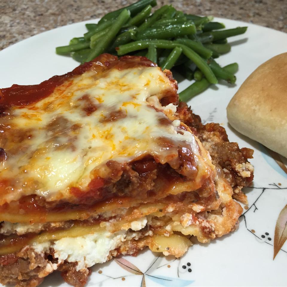 Classic Lasagna_image