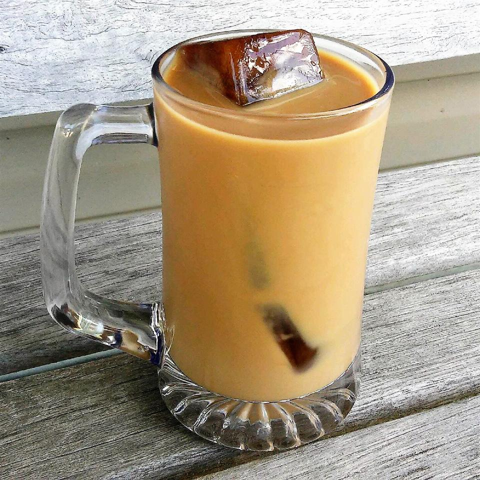 Ultimate Iced Coffee - Printer Friendly